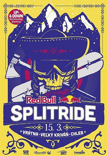 Pozvánka na Red Bull Splitride 2014