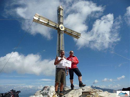 Na vrchole Sassongheru