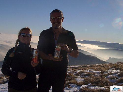 Rok 2013 ukončujeme na horách opäť vo Veľkej Fatre, na zdravie!