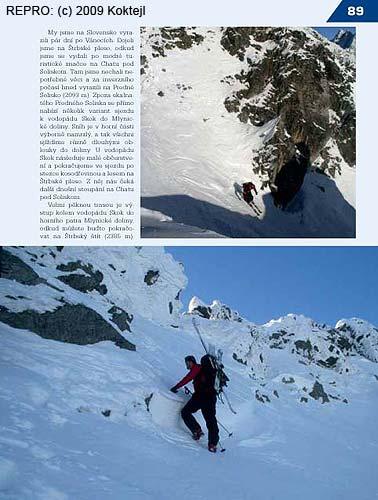 Skialp kolem Soliska strana 89