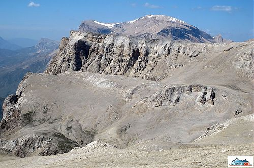 4243 metrů vysoký Shahdag