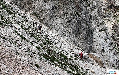 Tomáš a Petra v království skal
