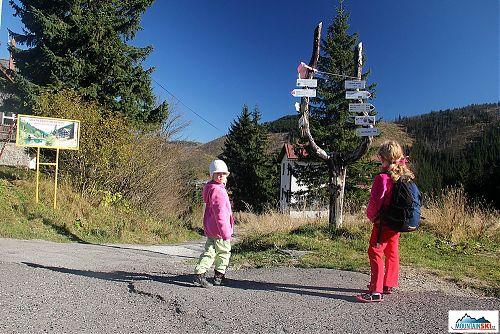 Sedlo Čertovica - kde to půjdeme?