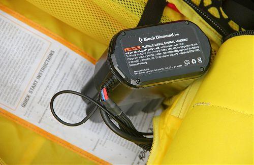 Baterie Black Diamond nezkoušejte ohřívat v teplotách nad 65°C