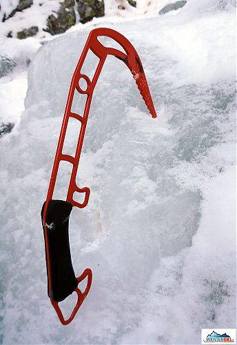 Ochrana rukou funguje na jakkoliv hrbolatém ledu