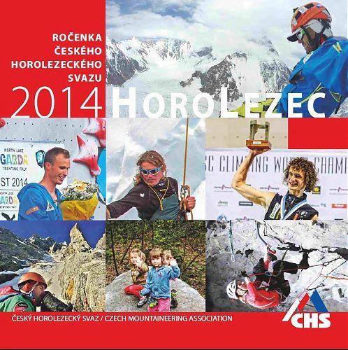 Ročenka Českého horolezeckého svazu 2014
