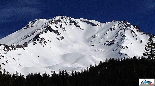Amazing Mt. Shasta