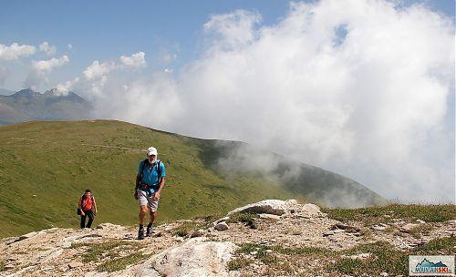 První kopec v pohoří Šar planina je na dosah