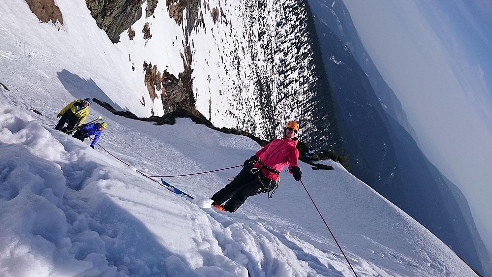 Zimní část Kurzu horské medicíny