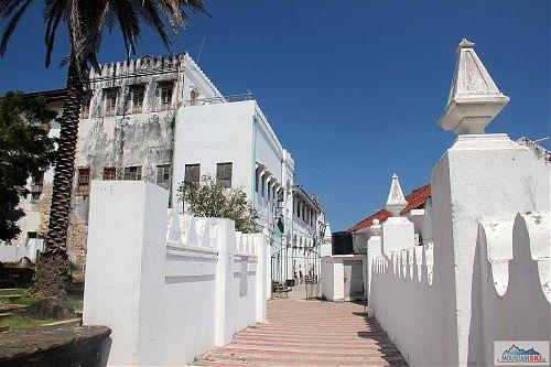 Bývalý sultánův palác - dnes muzeum