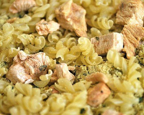 Voyager - těstoviny s kuřecím masem