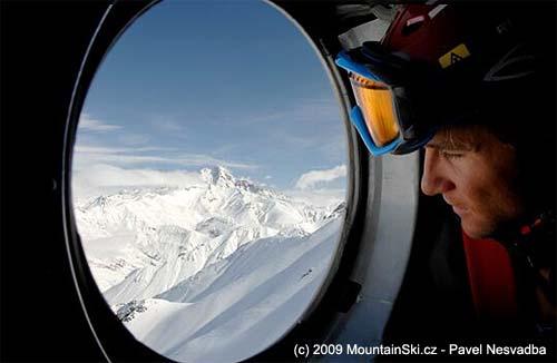 The Prometheus mountain– Kazbek
