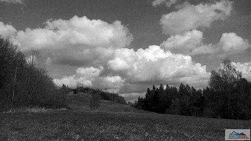 Hra mraků v oblasti Pod Kopnou