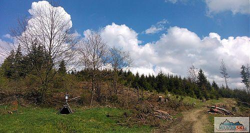 Čím dál tím častěji je nejenom na hřebenech vidět aktivity různých likvidátorů lesního porostu