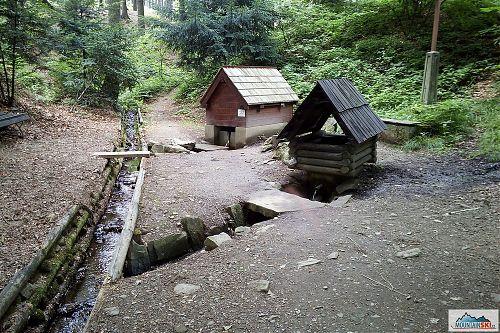 Opět přírodní památka - PP Prameny Zrzávky
