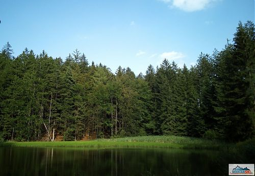 VKV dolina - Cábské jezero