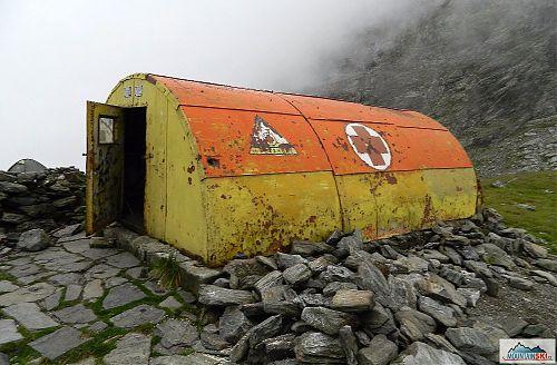 Refugiu u lacul Caltun - původní, foto: Tereza Musilová