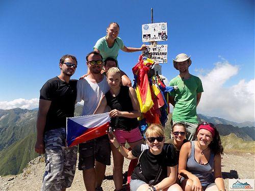 Moldoveanu (2544 m), foto: Eva Tomíšková