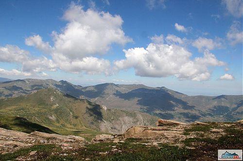 Červencové výhledy na Šar planinu cestou na Titov vrv (2747 m)