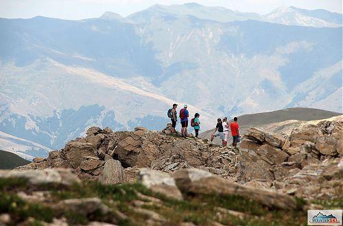 Cestou na Titov vrv přes Bakardan (2704 m)