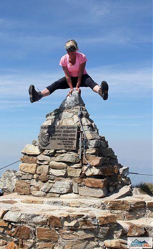 Na nejvyšším vrcholu Pelisteru