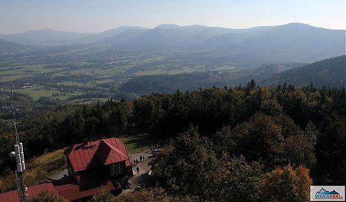 Beskydy od Lysé Hory po Radhošť