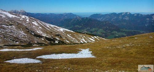 Na planině Speikwiese nad hranicí dvou tisíc metrů