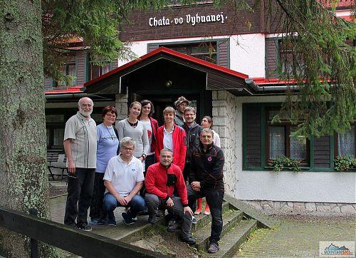 Česko-slovenská lékařská a záchranářská sešlost v samém srdci Malé Fatry při 28. Pelikánově semináři