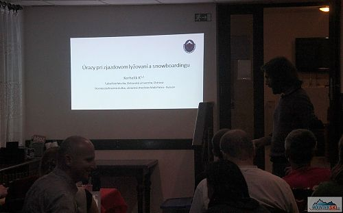Karol Korhelík podrobně rozebral úrazovou statistiku v lyžařském středisku Velká Rača