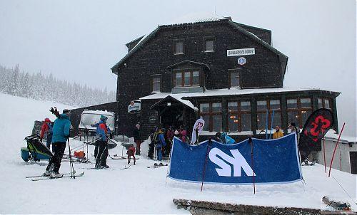 Připravuje se výklad trati prvního ročníku K2 skialptlonu