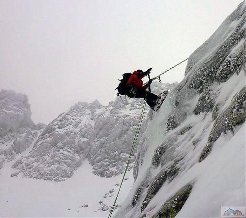 Předstírání ledových radovánek, foto Hřib