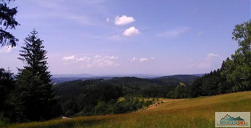Výhled od Vartovny