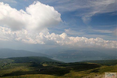 Hra mraků v Národním parku Mavrovo 2