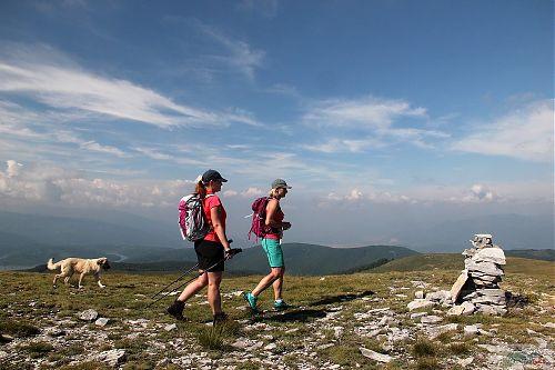 NP Mavrovo - vrchol Sarkandash