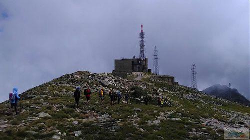 Nejvyšší kopec v NP Pelister