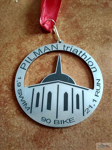 Poloviční Ironman Pilman