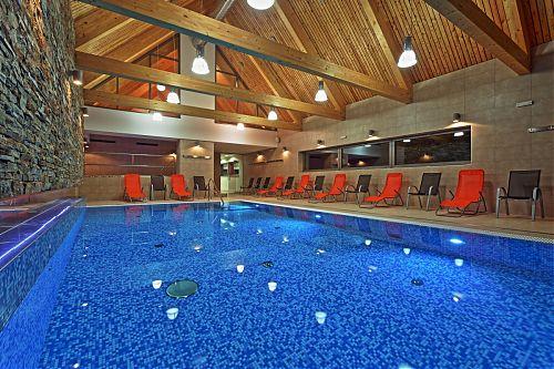 Wellness hotelu Bauer v Bílé čeká na účastníky Setkání skialpinistů