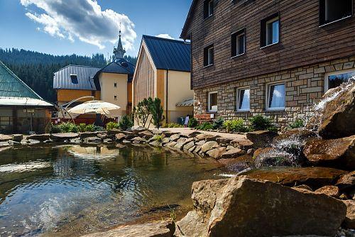 Hotel Bauer - Bílá v Beskydech