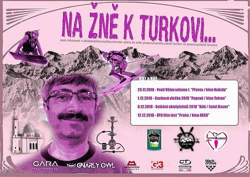 Pozvánka na prezentace Na žně k Turkovi