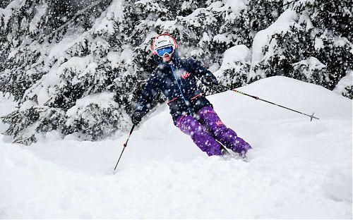 Lyžujeme za jakéhokoliv sněhu, foto: SNOWfest 2018
