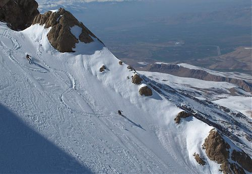 Íránský skialp