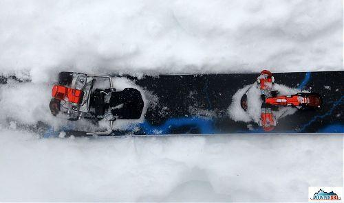 Skialpinistické vázání G3 ION