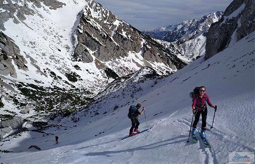 Cestou na Stol (2225 m)