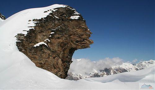 Strážce místních hor, Sfinga Wipptalka