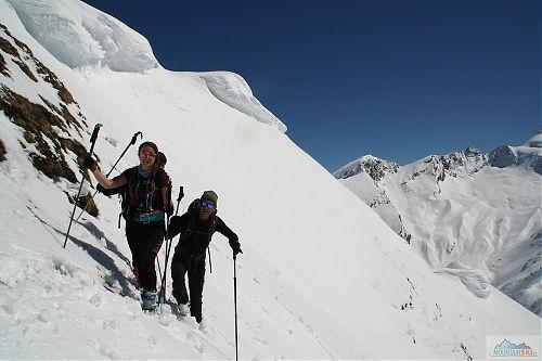 Odhazujeme lyže a škrábeme se na Hohe Warte