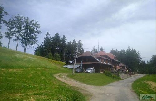 Dojíždíme na Vsacký Cáb (841 m)