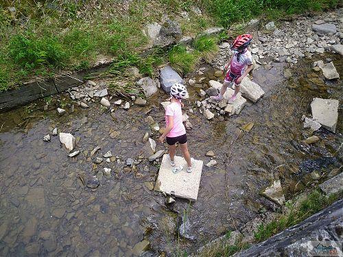 Voda a děti jdou k sobě