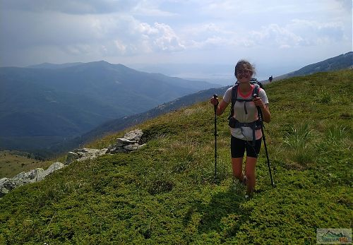 Na vrchol Marušica (2091 n) chybí už jen kousek
