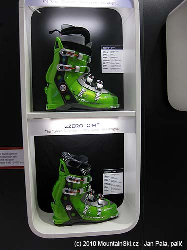 Among huge amount of shoes at Dynafit there were also ZZero4, which I bought in 2009