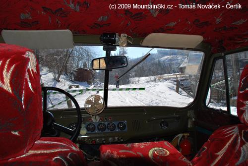 Taxi UAZ